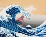 Surf Artist - Dominique Amendola