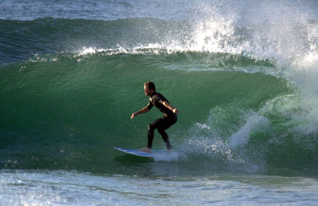 "Surfing Ambassador for India ""Jonty Rhodes"""